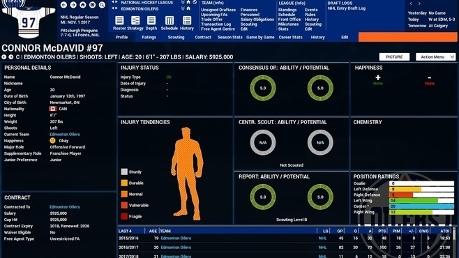 Franchise Hockey Manager 4 Screenshot 11