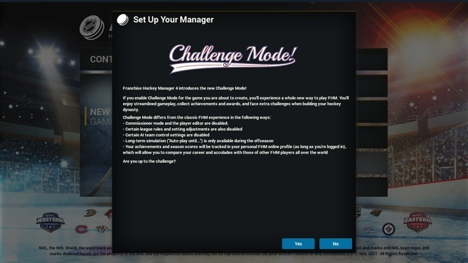 Franchise Hockey Manager 4 Screenshot 12