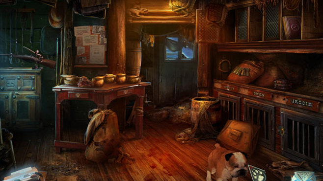 Fierce Tales: The Dog's Heart Collector's Edition Screenshot 2