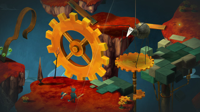 Figment - Deluxe Edition Screenshot 1