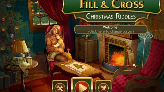 Fill and Cross Christmas Riddles Screenshot 6