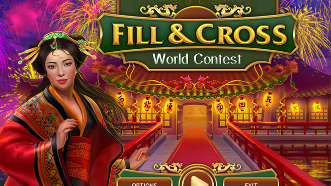 Fill and Cross World Contest Screenshot 5