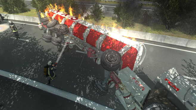 Firefighters 2014: The Simulation Game Screenshot 2