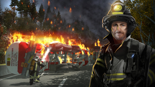 Firefighters 2014: The Simulation Game Screenshot 3
