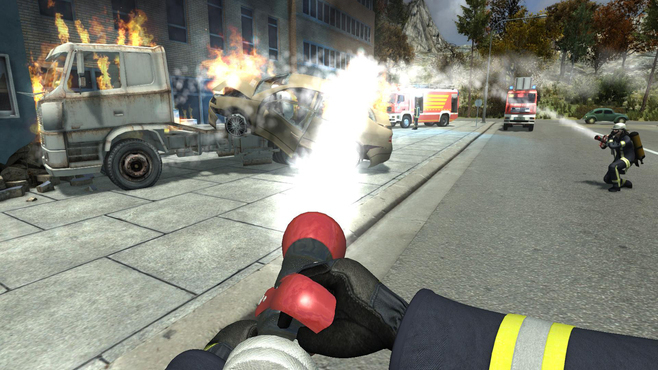 Firefighters 2014: The Simulation Game Screenshot 5