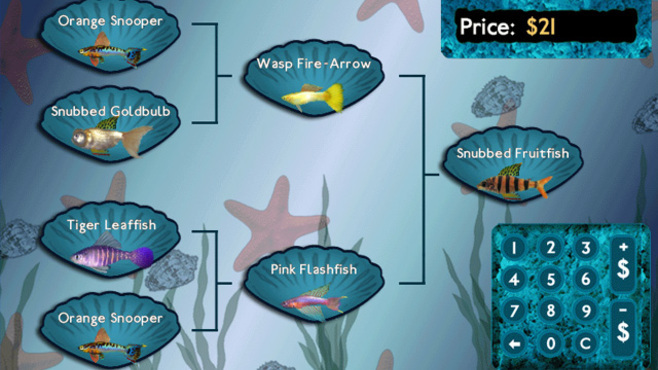 how to make magic fish in fish tycoon