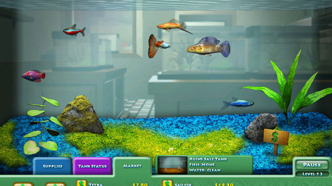 FishCo Screenshot 1