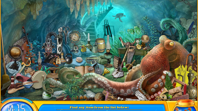 Fishdom H2O: Hidden Odyssey Screenshot 3