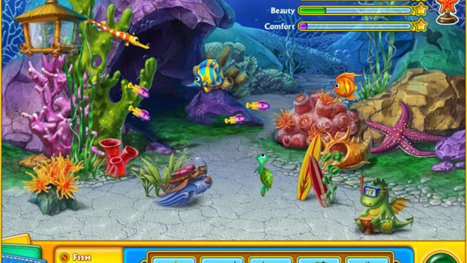 Fishdom H2O: Hidden Odyssey Screenshot 4
