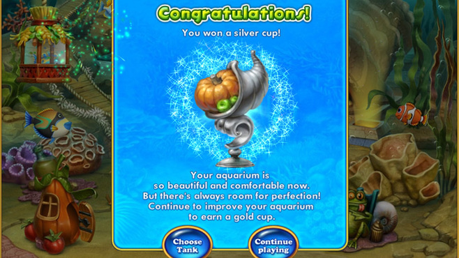 Fishdom Harvest Splash Screenshot 1