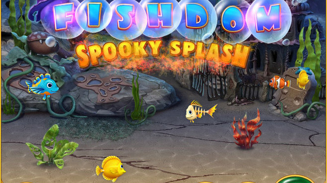 Fishdom: Spooky Splash Screenshot 2