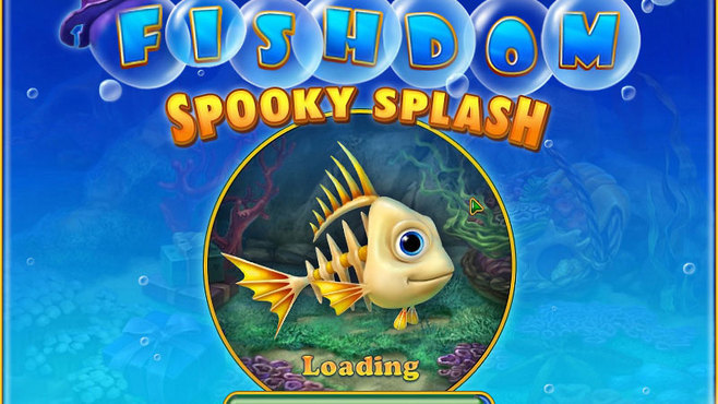 Fishdom: Spooky Splash Screenshot 8