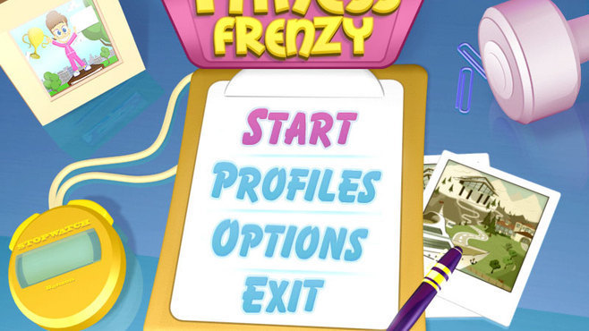 Fitness Frenzy Screenshot 1