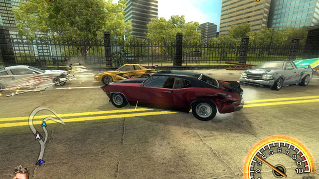 FlatOut 2 Screenshot 2