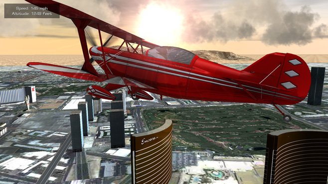 Flight Unlimited Las Vegas Screenshot 1
