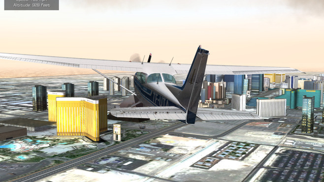 Flight Unlimited Las Vegas Screenshot 3