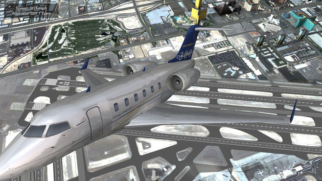 Flight Unlimited Las Vegas Screenshot 5