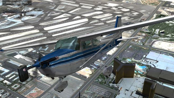 Flight Unlimited Las Vegas Screenshot 7