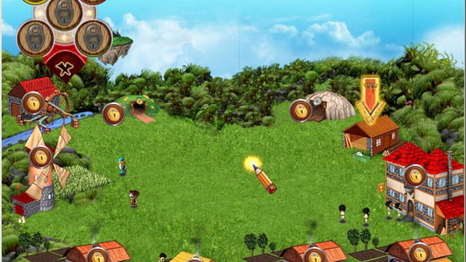 Floating Kingdoms Screenshot 4