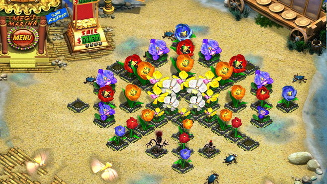Flower Shop: Big City Break Screenshot 2