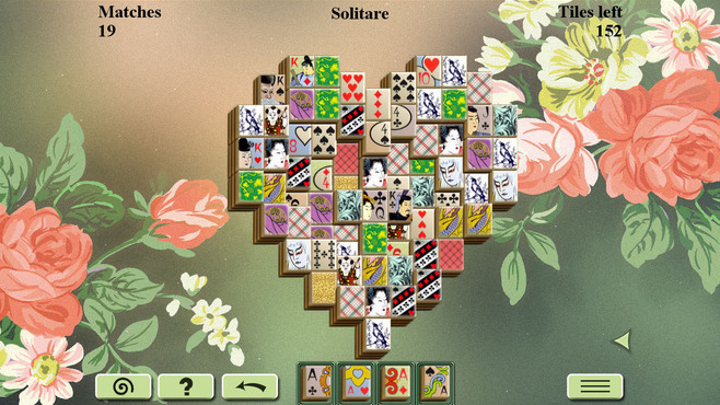 Flowers Mahjong Screenshot 3