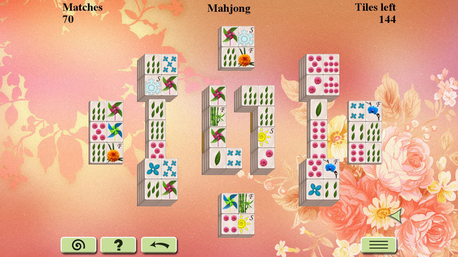 Flowers Mahjong Screenshot 4