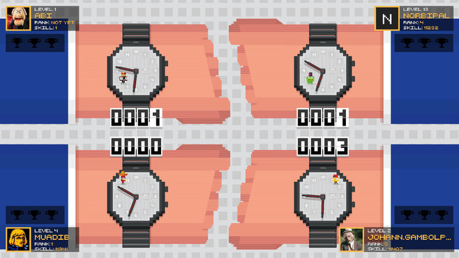Fly O'Clock Screenshot 5