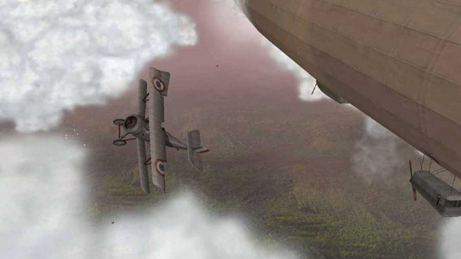 Flyboys Squadron Screenshot 1