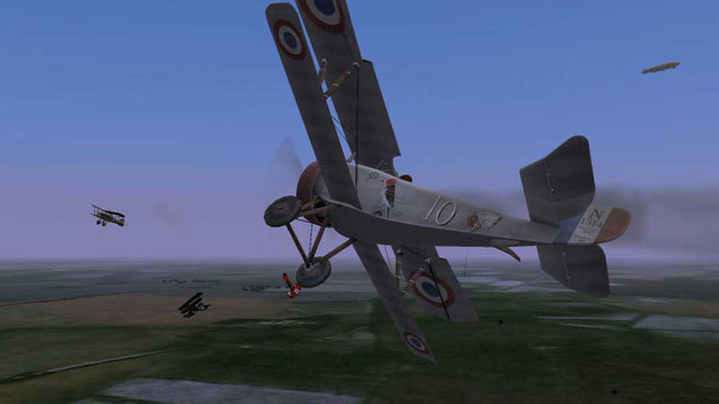 Flyboys Squadron Screenshot 4