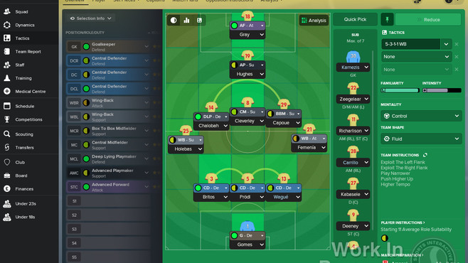 Football Manager 2018 Screenshot 4
