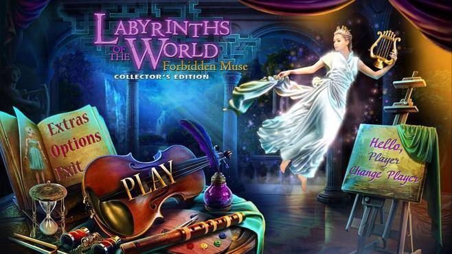 Labyrinths of the World: Forbidden Muse Collector's Edition Screenshot 10