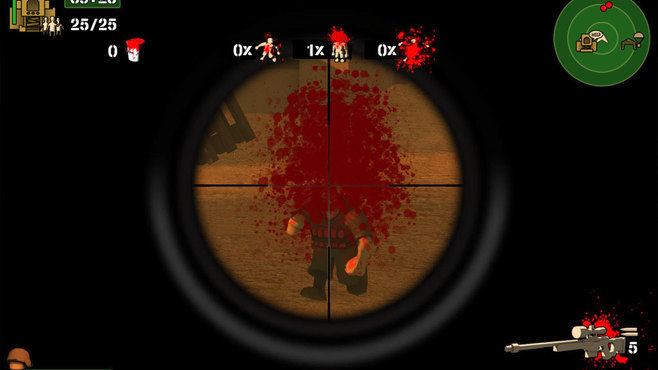 Foreign Legion : Buckets of Blood Screenshot 5