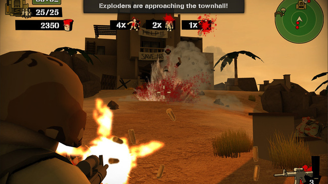 Foreign Legion : Buckets of Blood Screenshot 7