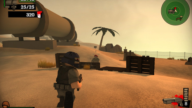 Foreign Legion : Buckets of Blood Screenshot 9