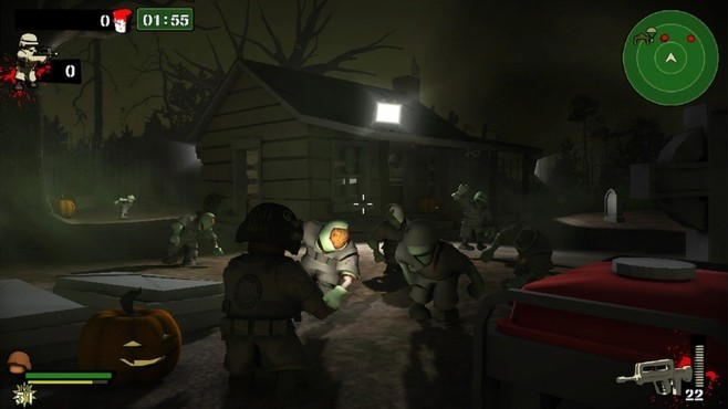 Foreign Legion : Multi Massacre Screenshot 1