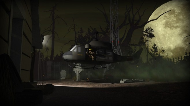 Foreign Legion : Multi Massacre Screenshot 4