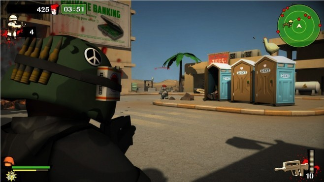 Foreign Legion : Multi Massacre Screenshot 5