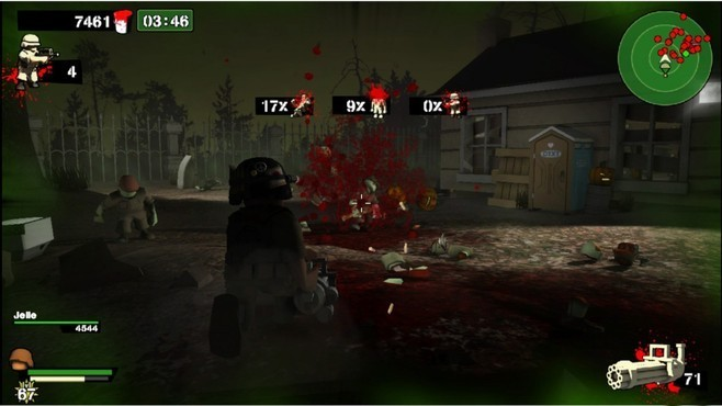 Foreign Legion : Multi Massacre Screenshot 6