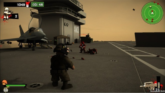Foreign Legion : Multi Massacre Screenshot 7