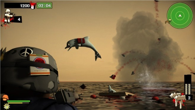 Foreign Legion : Multi Massacre Screenshot 8