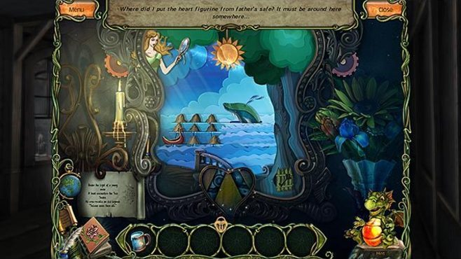 Forest Legends: The Call of Love Collector's Edition Screenshot 1
