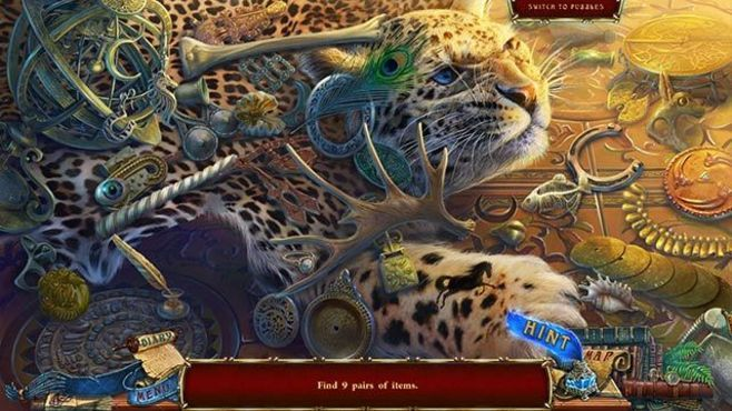Forgotten Books: The Enchanted Crown Collector's Edition Screenshot 5