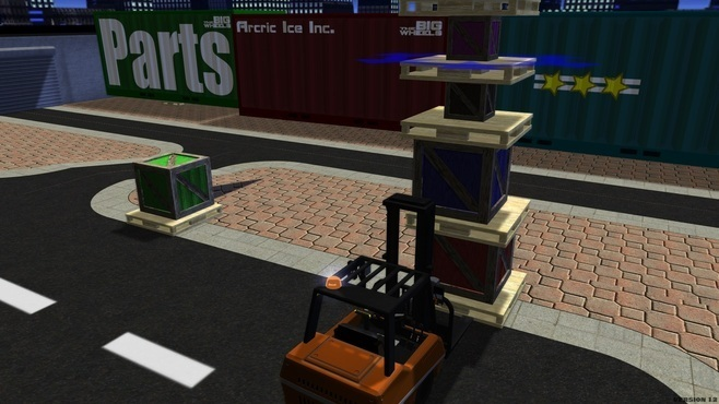 Forklift Truck – The Simulation Screenshot 4