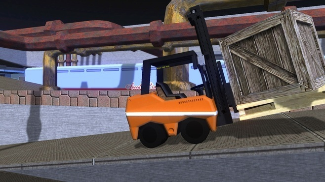 Forklift Truck – The Simulation Screenshot 6