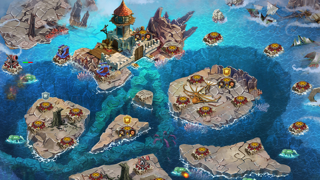 Fort Defenders Seven Seas Screenshot 2