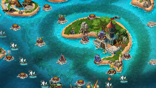 Fort Defenders Seven Seas Screenshot 4