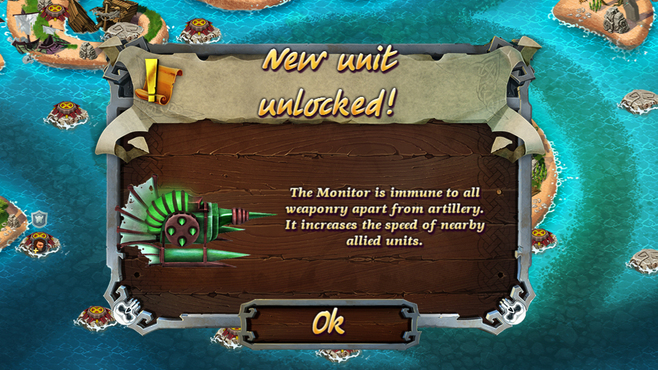 Fort Defenders Seven Seas Screenshot 5