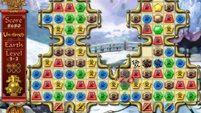 Fortune Tiles Gold Screenshot 3