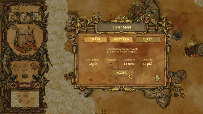 Fortune Winds: Ancient Trader Screenshot 2