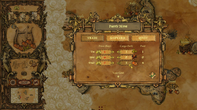 Fortune Winds: Ancient Trader Screenshot 3
